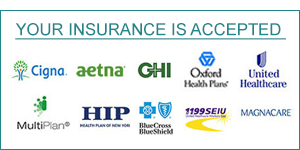 insurances accepted listed