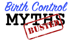 Birth Control Myths Busted header
