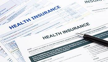 Encabezado de seguro de salud